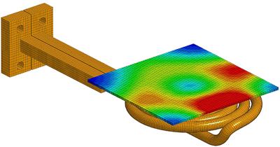 Electromagnetism in LS-DYNA